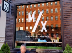 Earlier this year in April, The Mix Up Cafe opened up as a pop-up cafe for 3 days.