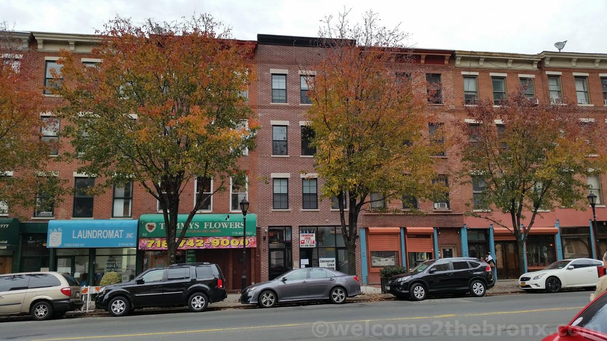 55 Bruckner Boulevard Weissman S First Market Rate Rental Development In Port Morris Was Designed To