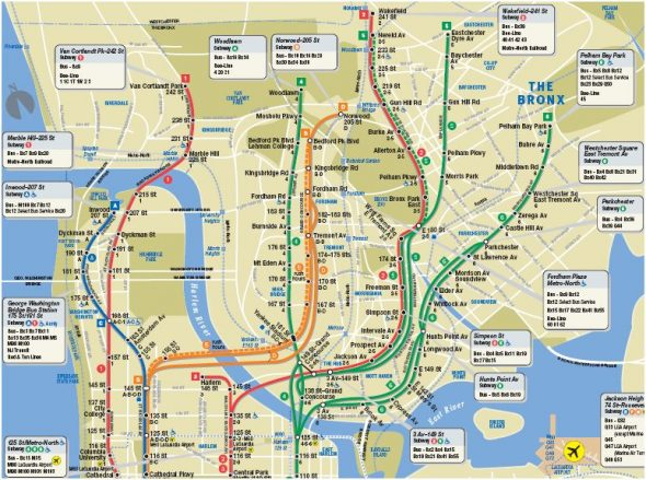 Subway Map Of The Bronx.Best Worst Subway Lines In The Bronx Are Welcome2thebronx