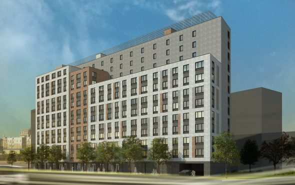 Affordable Apartments Near The Bronx Harlem River Waterfront If You Can Afford It